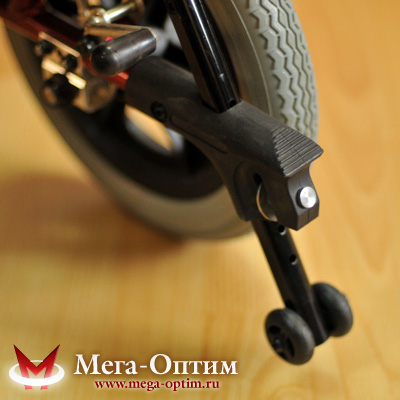 Инвалидная коляска для больных ДЦП FS 985 LBJ