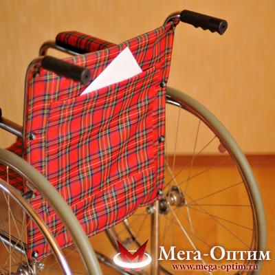 Детская инвалидная коляска FS874