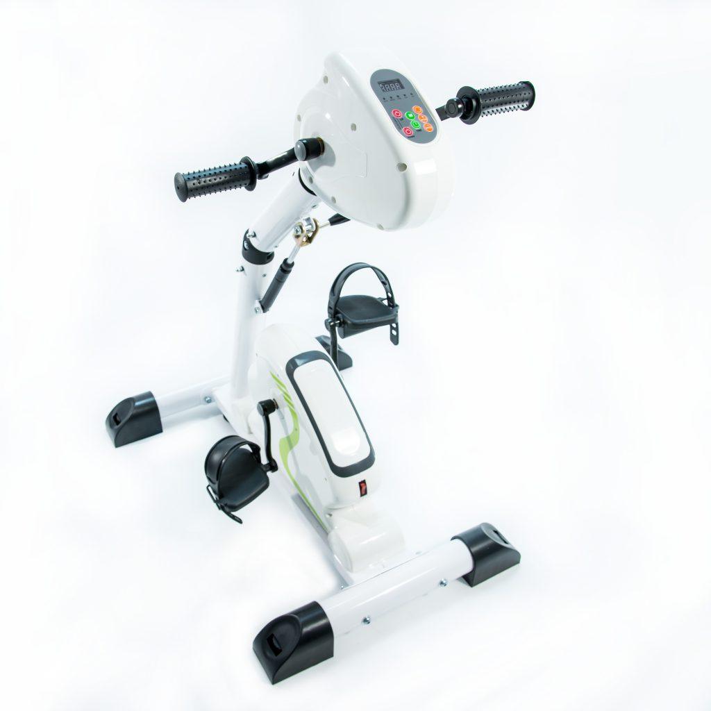Велотренажер педальный двухмоторный HSM-20 CE