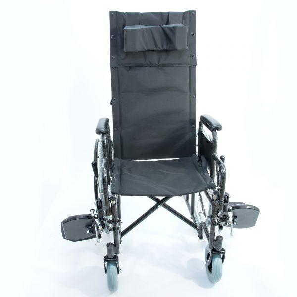 Кресло-коляска инвалидная механическая с высокой спинкой 514A