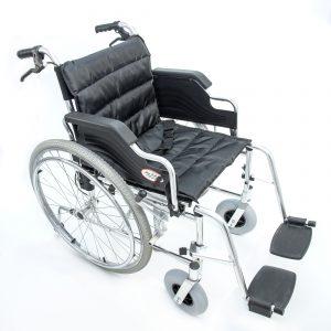 Инвалидная кресло-коляска алюминиевая FS 908 LJ-41 (46)