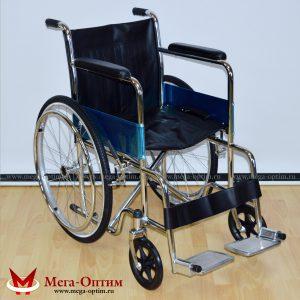 Инвалидная коляска стальная LK 6005-41,46