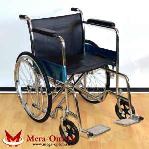 Инвалидная коляска стальная LK 6005-51