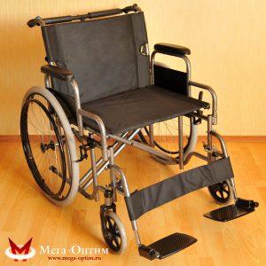Инвалидная коляска стальная FS 874B-51