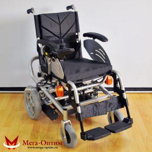 Инвалидное кресло-коляска с элетроприводом FS 123-43