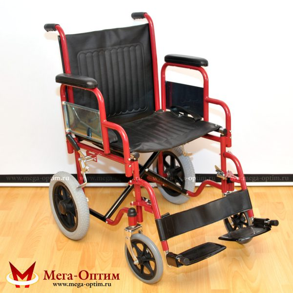 Инвалидная кресло-каталка FS 909-41 (46)