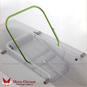Подъемное приспособление с фиксатором (приспособление для купания детей в ванне) CF 08-8100W