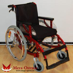 Инвалидное кресло-коляска алюминиевая 712AE