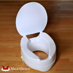 Санитарное приспособление для туалета - насадка на унитаз CF 07-5109A LUX