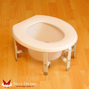 Санитарное приспособление для туалета - насадка на унитаз CF 07-5505