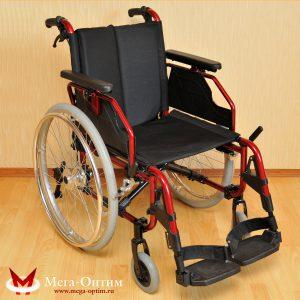 Универсальная облегченная инвалидная коляска FS 205 LHQ-41 (46)