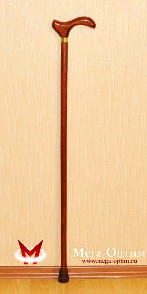 Трость из ценных пород древесины (скальный дуб) ТДК
