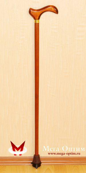 Трость из ценных пород древесины (скальный дуб) ТДК-А
